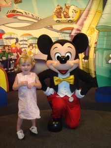 Hanging with the Mouse