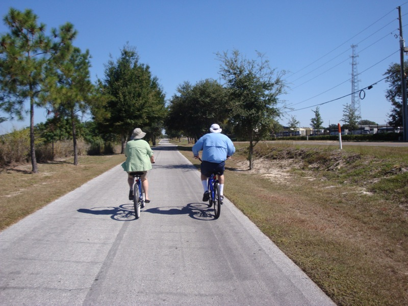West Orange Bike Trail