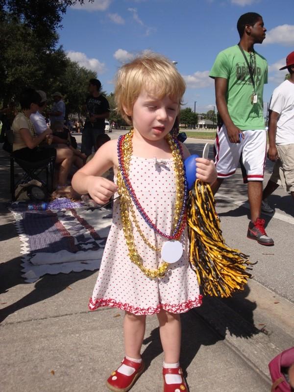 Parade Swag