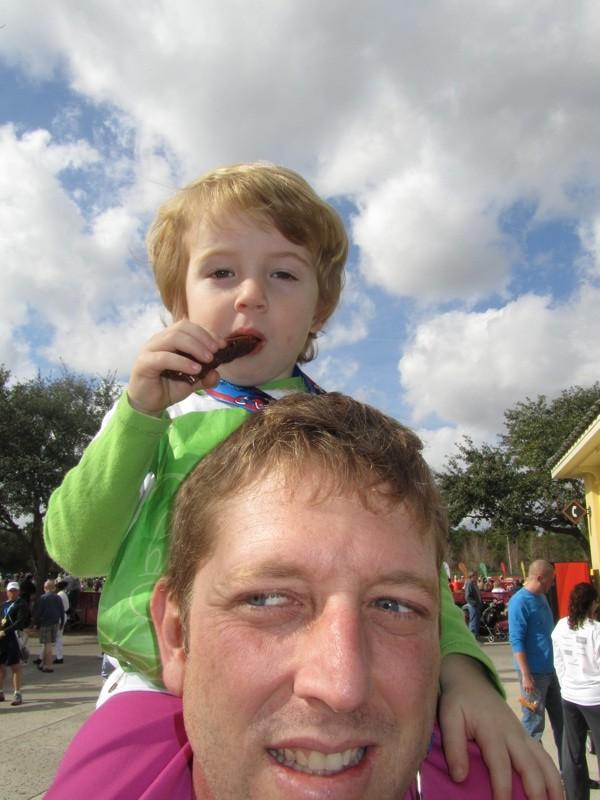 Mickey's Marathon