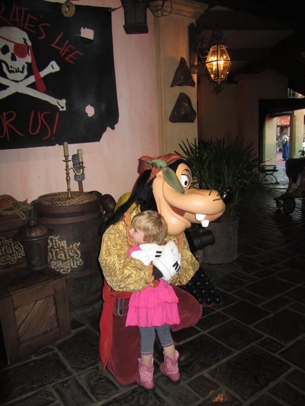 Pirate Hot Dog