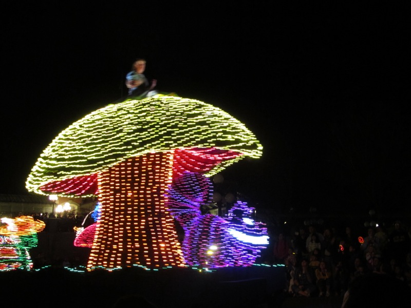 Alice: Disney's Electrical Parade