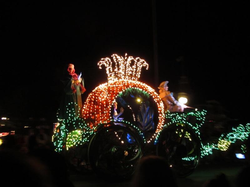 Cinderella: Disney's Electrical Parade
