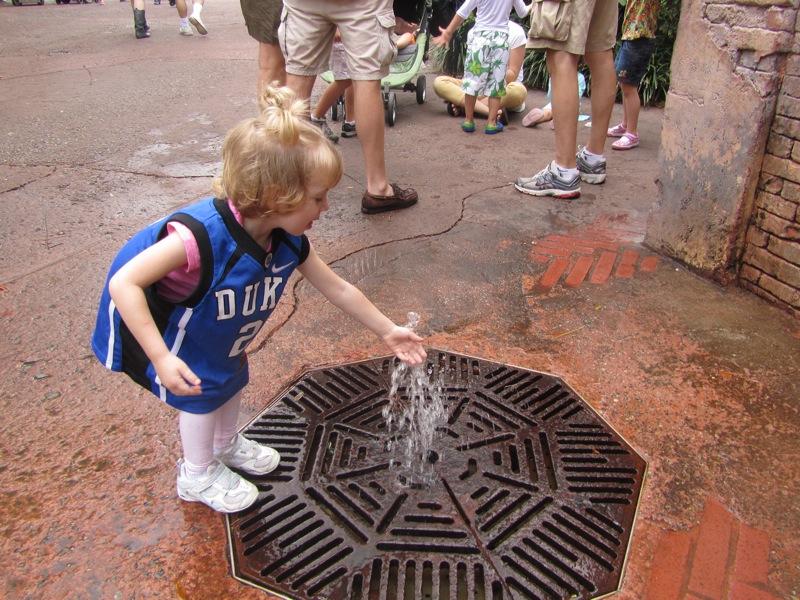 Water Fountain Fun