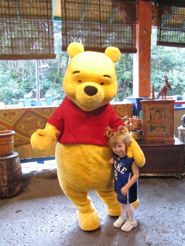 E and Pooh
