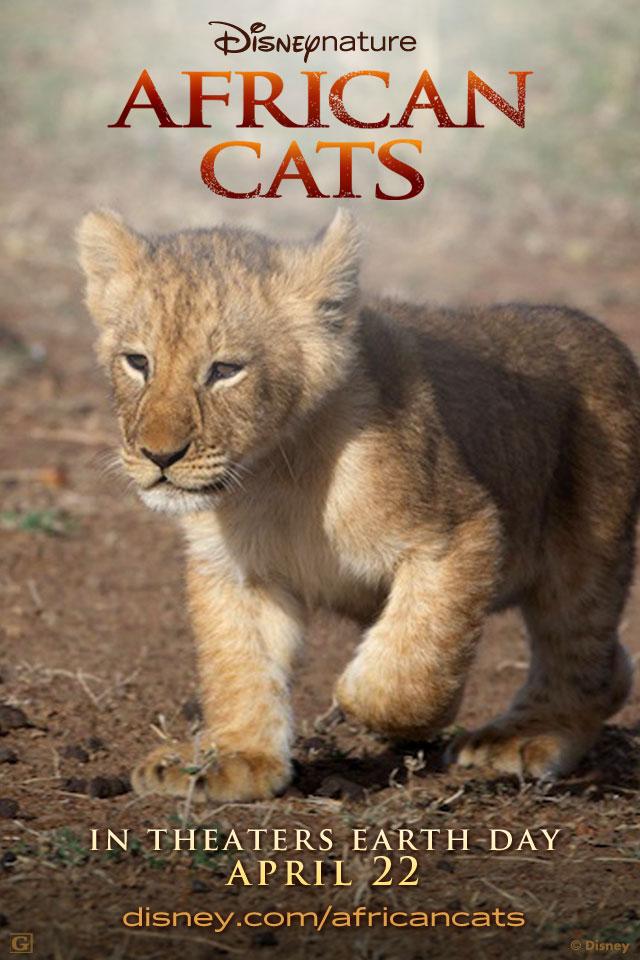 Disney's African Cats