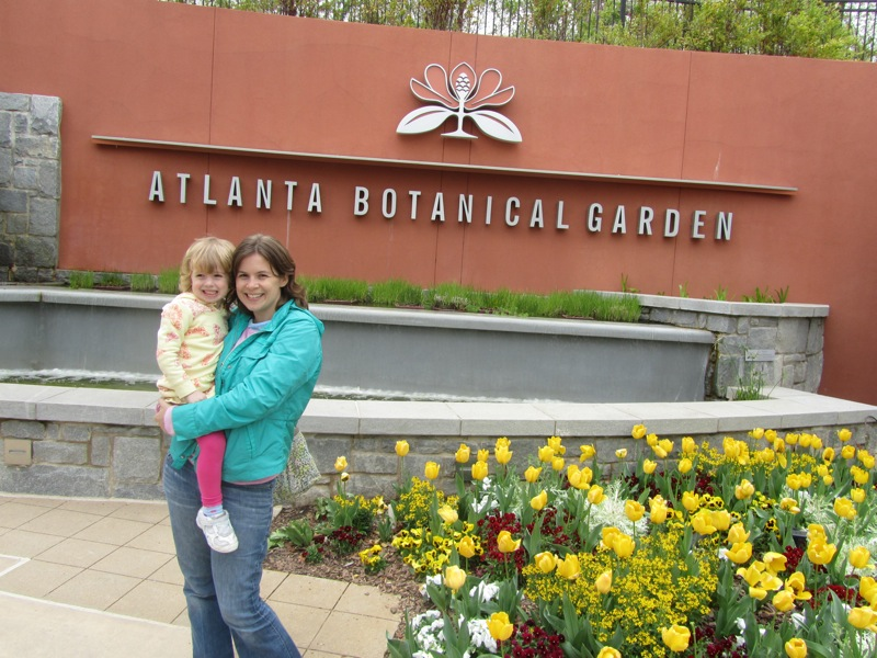 Atlanta Botanical Gardens