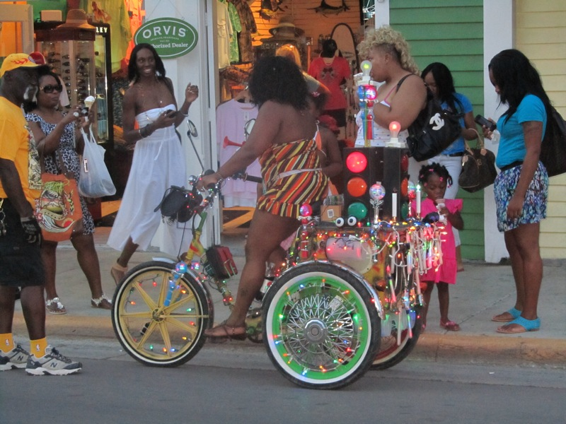 Key West bike