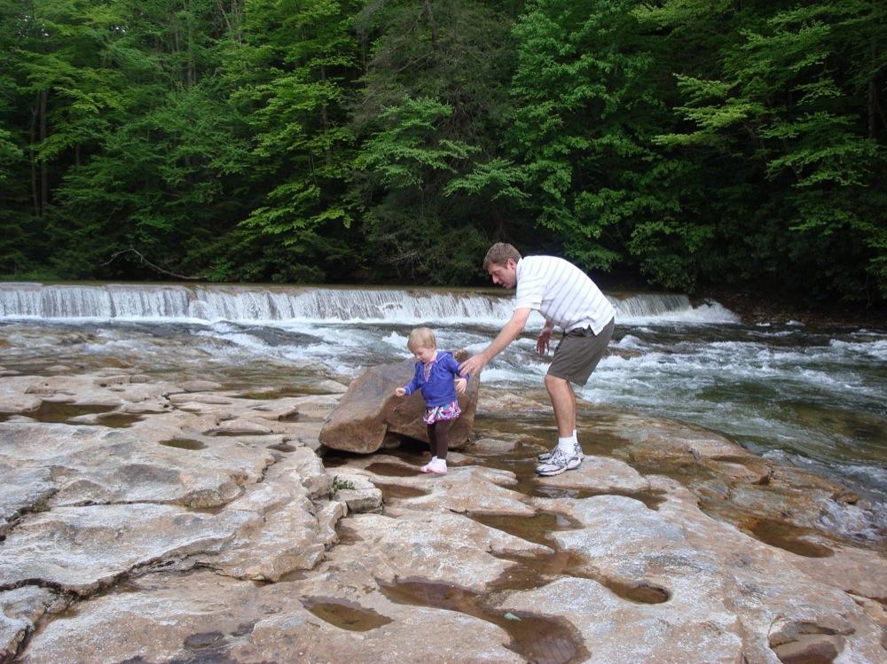 E explores West Virginia