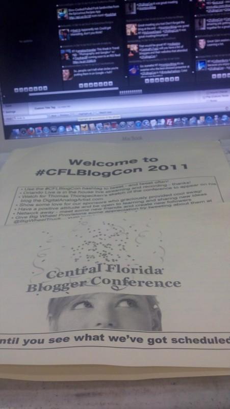 CFLBlogCon