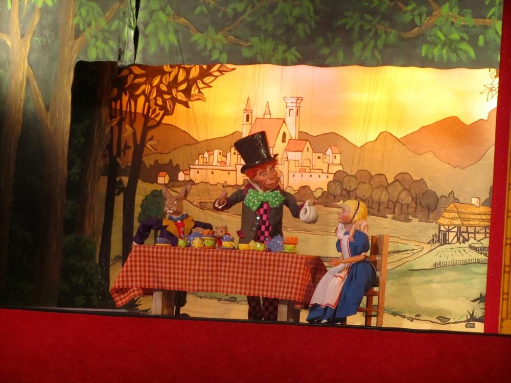 Pinocchio Theater