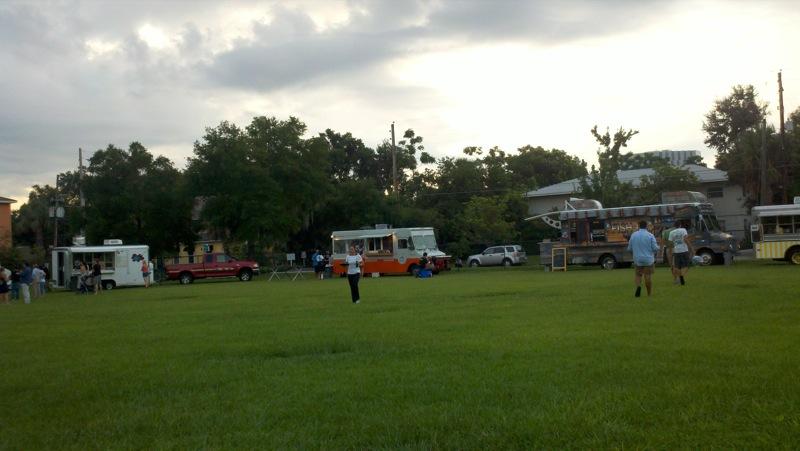 Trinity Food Truck Pod