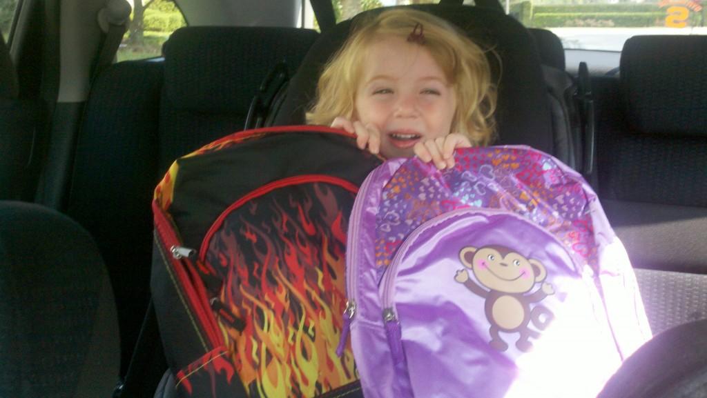 Carity Backpacks
