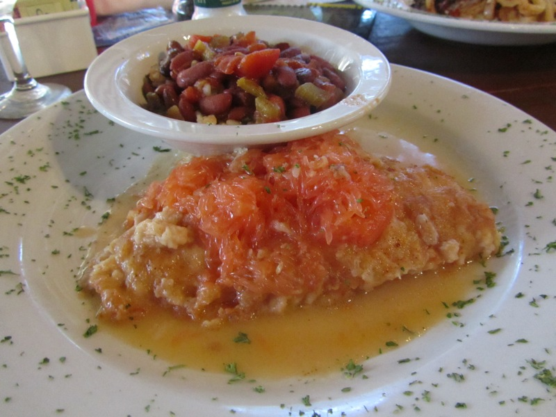Grapefruit Grouper