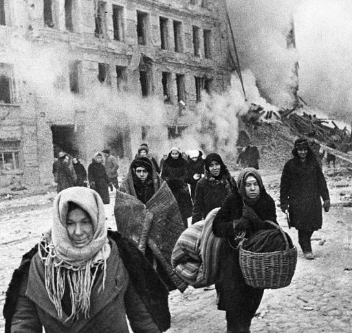 Leningrad World War II