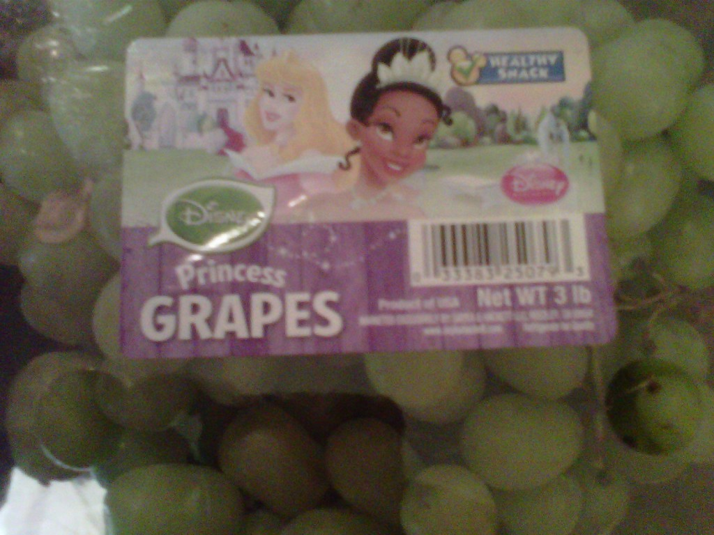 Princess grapes
