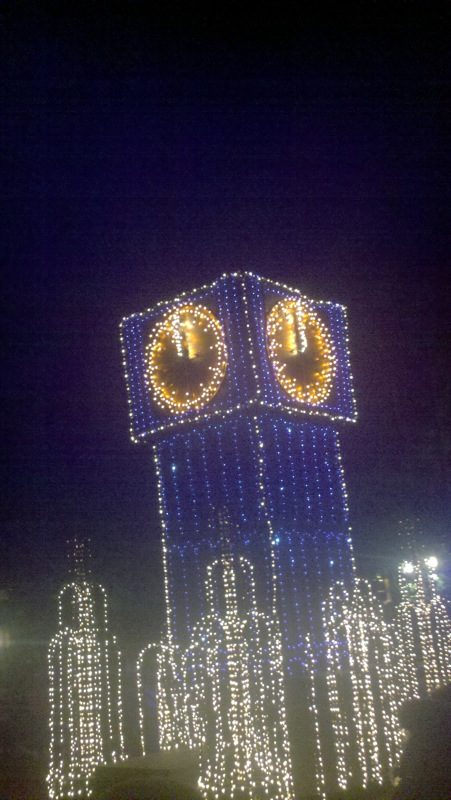 Big Ben Electrical Parade