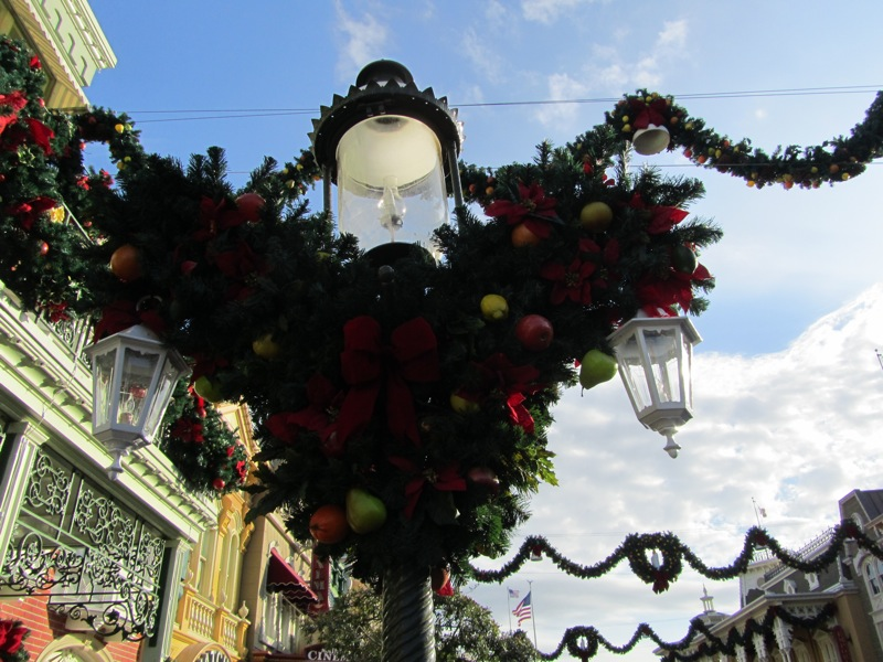 Magic Kingdom Christmas