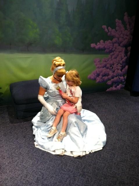 Cinderella and E.