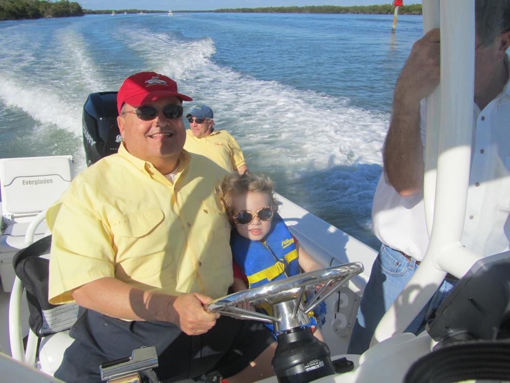 Naples boat ride