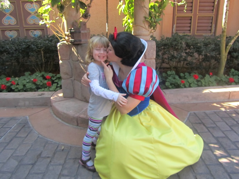 E and Snow White
