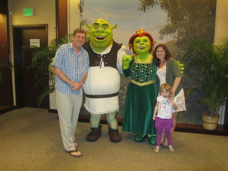 Gaylord Palms: Shrek