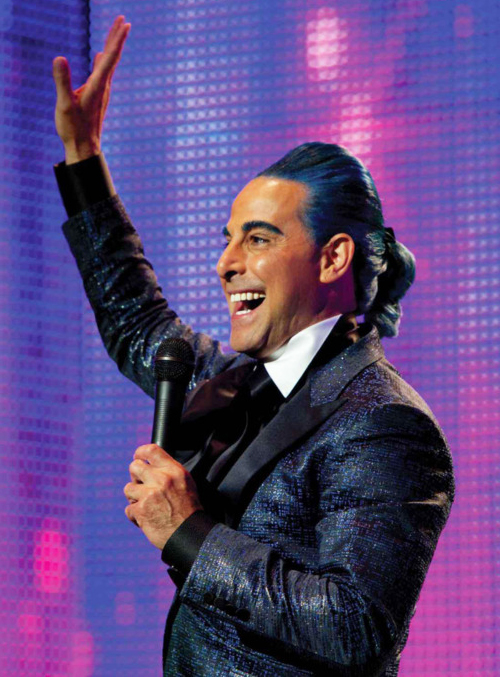 Hunger Games: Caeser Flickerman