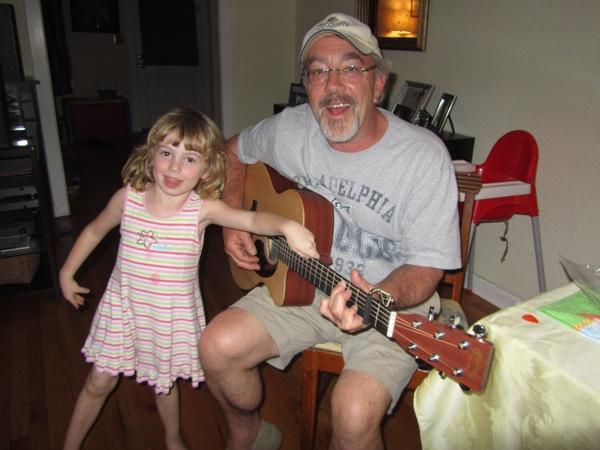 E., Dee Dee, guitar
