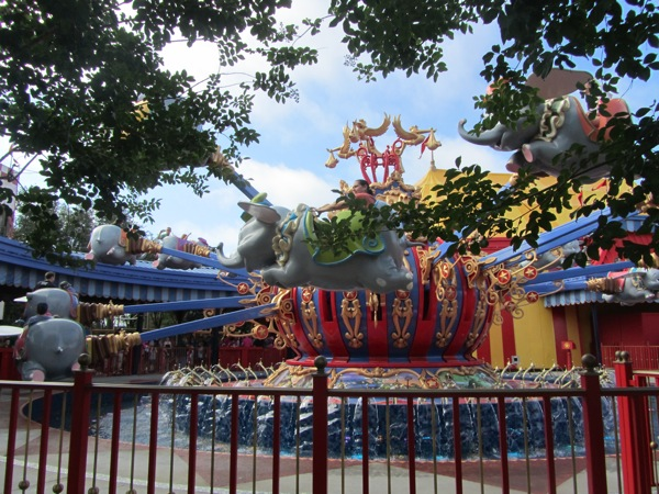 Magic Kingdom: Dumbo