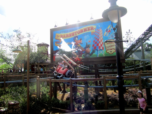 Magic Kingdom: The Barnstormer