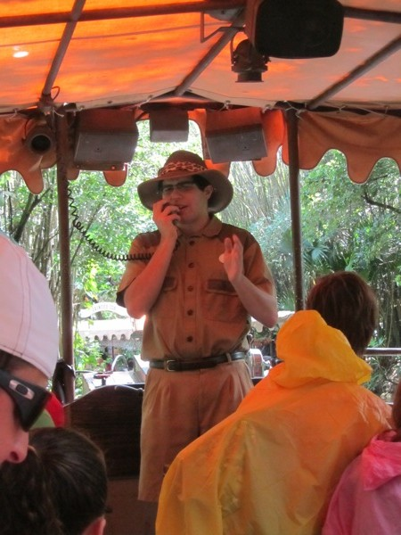 Magic Kingdom: Jungle Cruise
