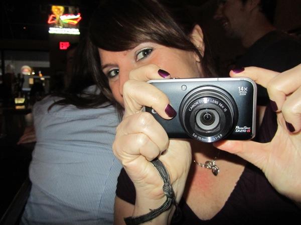 Blogger Meetup: Paula