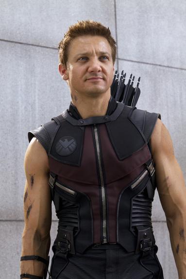 Jeremy Renner: Avengers
