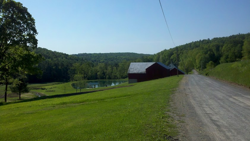 Pennsylvania country roads