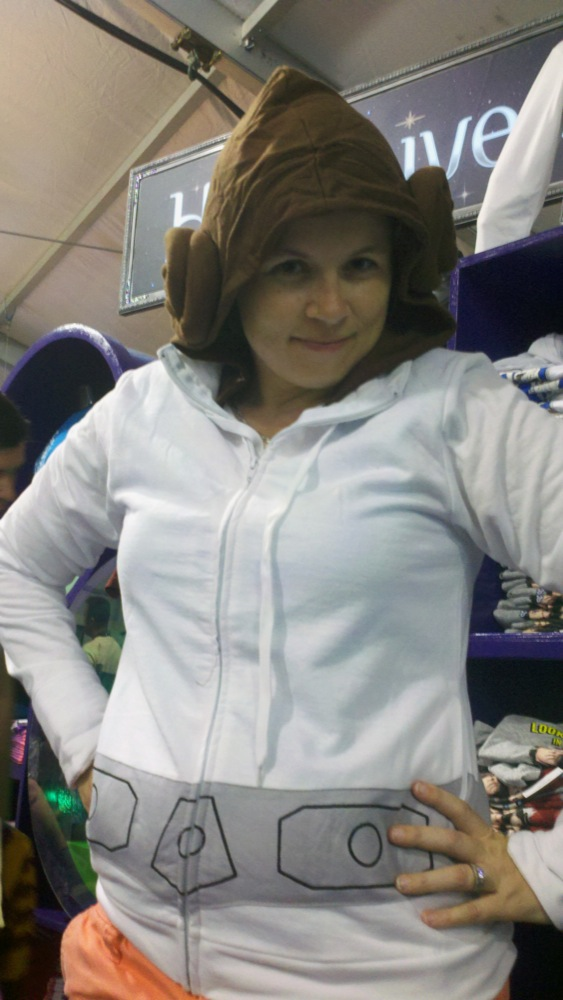 Princess Leia sweatshirt