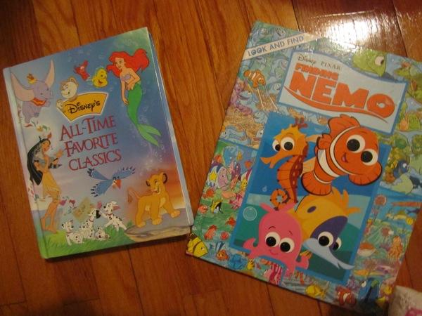 E's books
