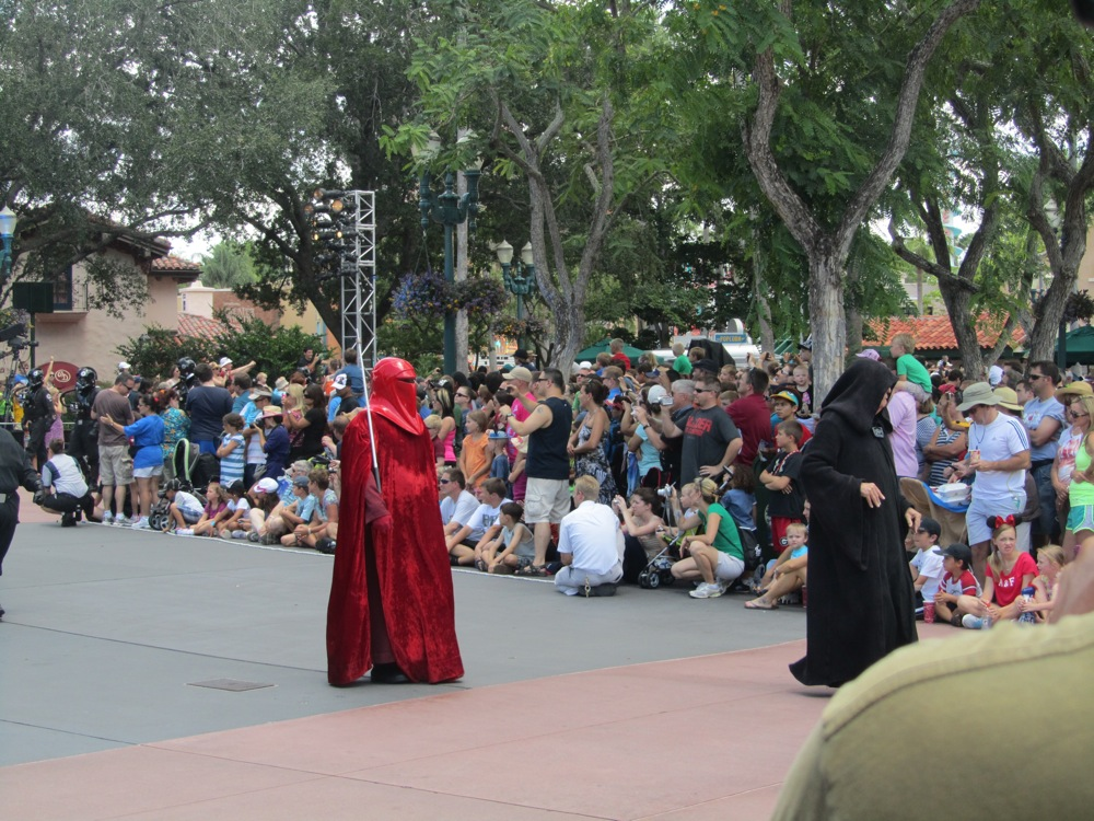Star Wars Weekends: Emperor