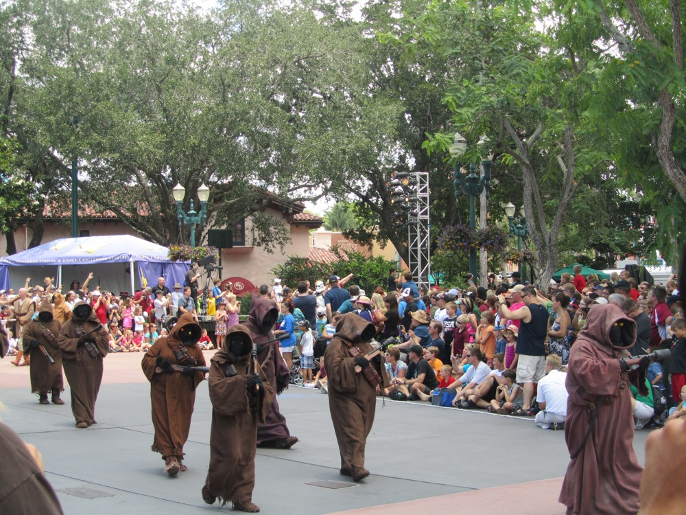 Star Wars Weekends: Jawas
