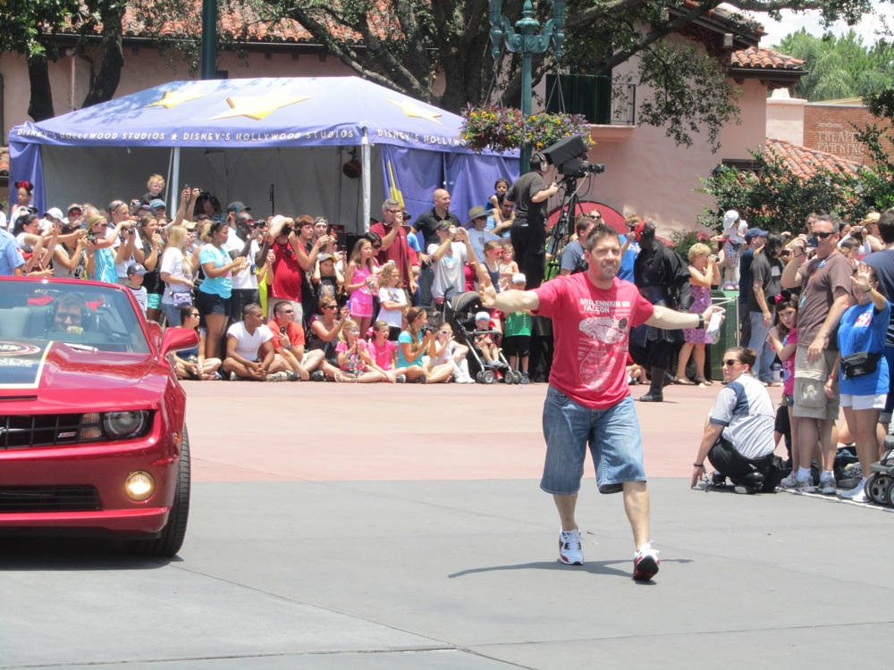Star Wars Weekends: Ray Park
