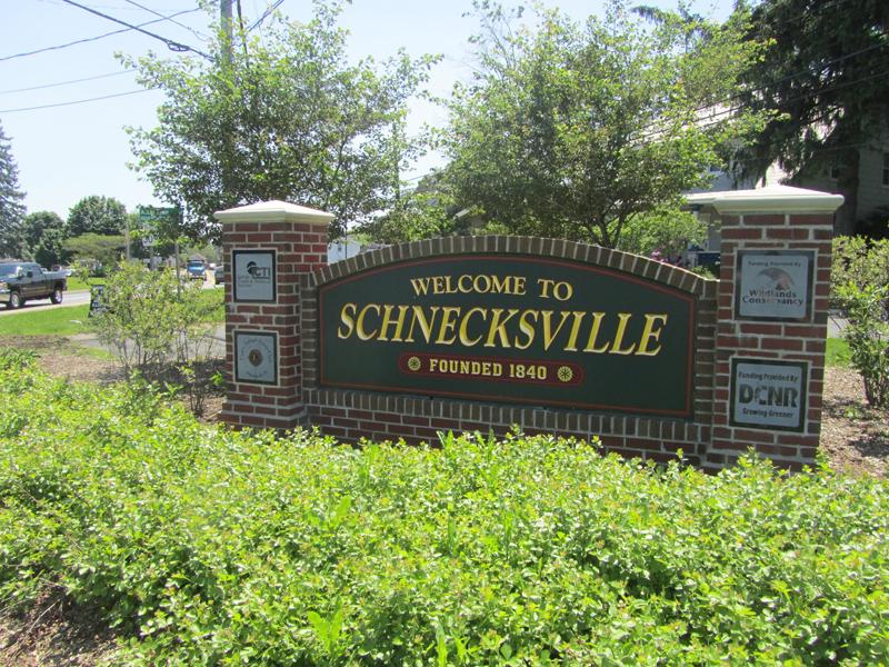 Schnecksville