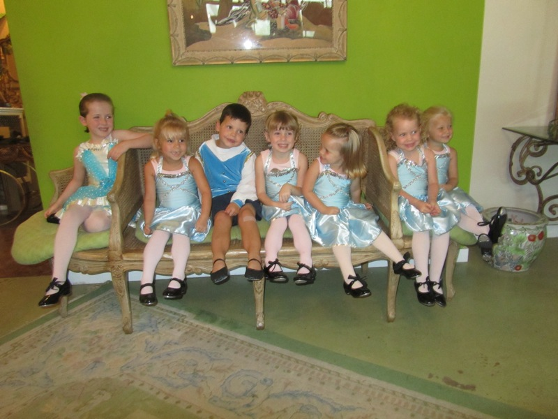 Ballet recital