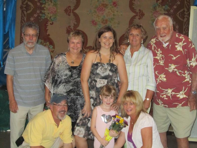 Ballet, E's family