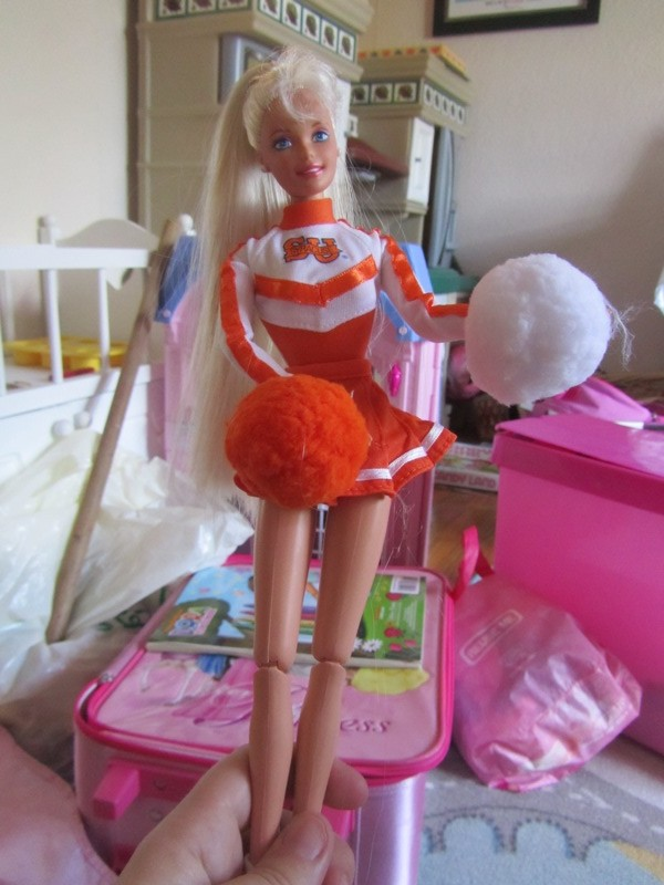 Syracuse Barbie