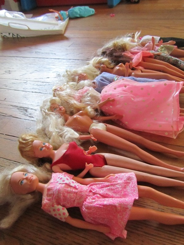 Barbies