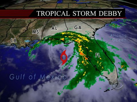 TS Debby