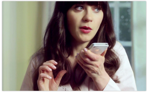 Zooey iPhone