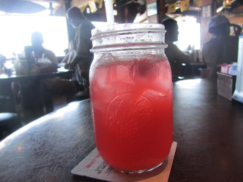 Ocean Deck drink