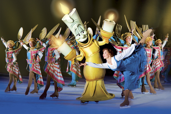 Disney on Ice, Belle