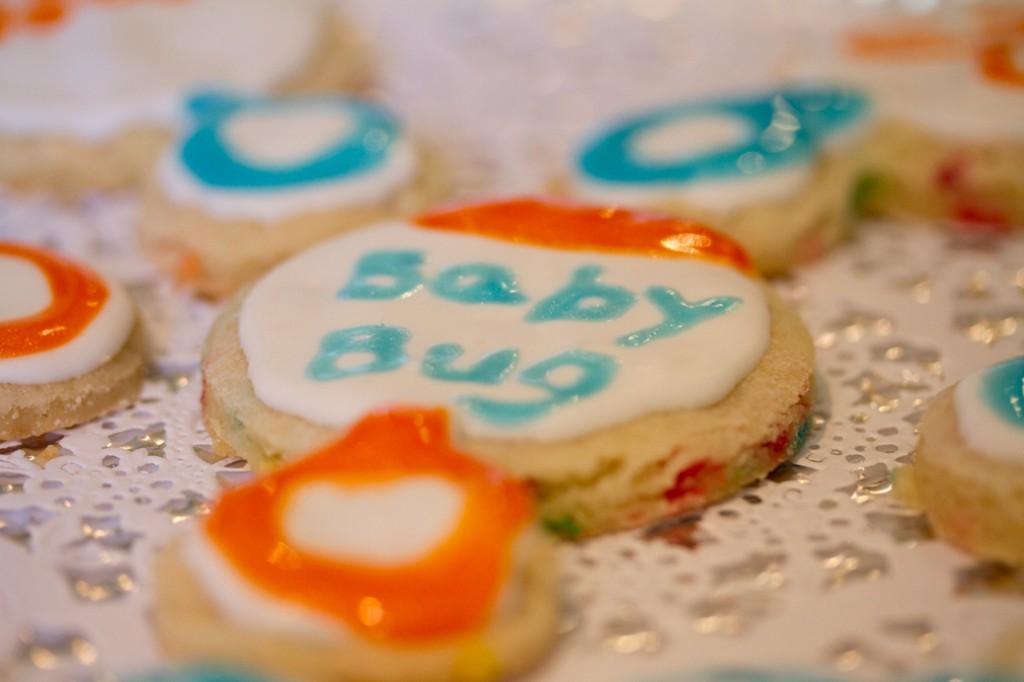 Baby Bug cookies