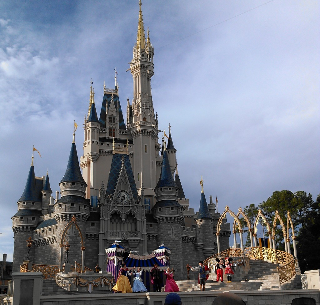 Cinderella's Castle